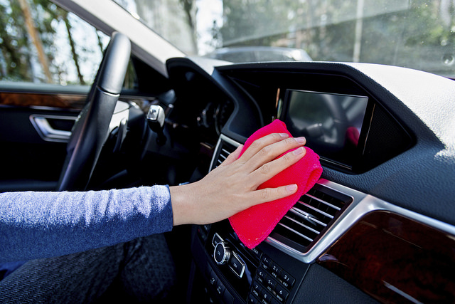 Use these Spring cleaning hacks to get your car ready for the new season