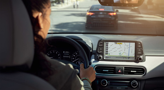 The new Hyundai in-car payment system is designed to make shopping easier for Hyundai owners