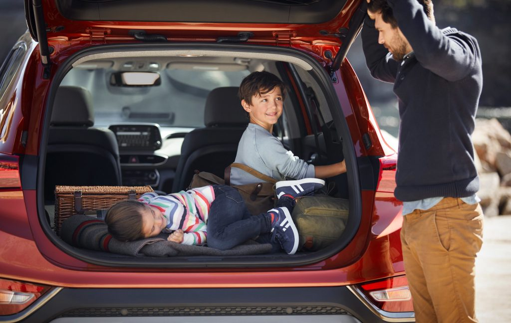 These Hyundai Santa Fe commercials show how important quality family time can be