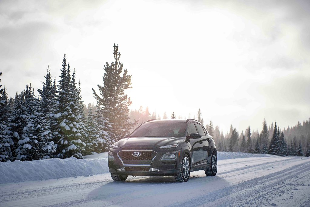 The 2019 North American Utility of the Year, the Hyundai Kona