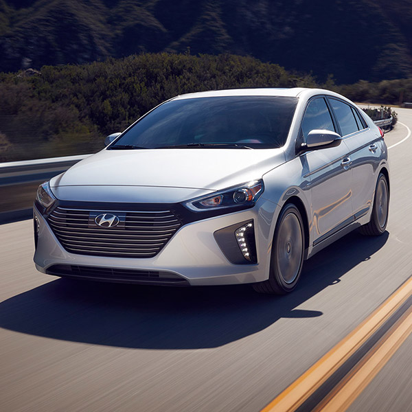 The Hyundai Ioniq Hybrid is one of 4 to be honored with an ASG Best All-Around Performance award.