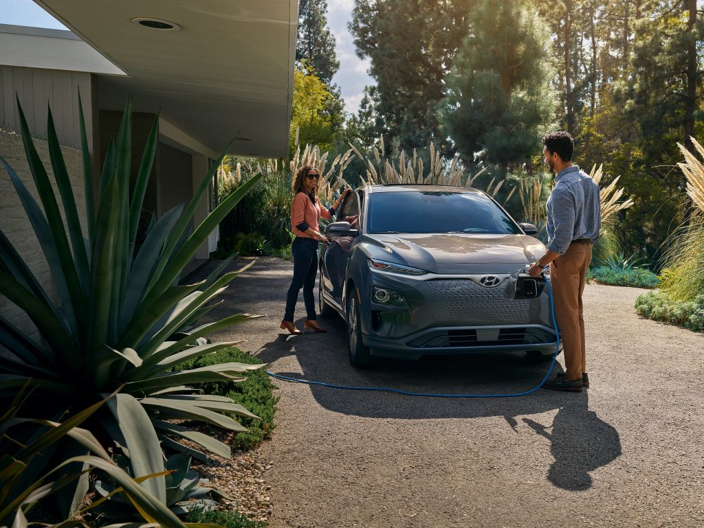 2020 Hyundai KONA Electric updates - Gossett Hyundai South - Memphis, TN