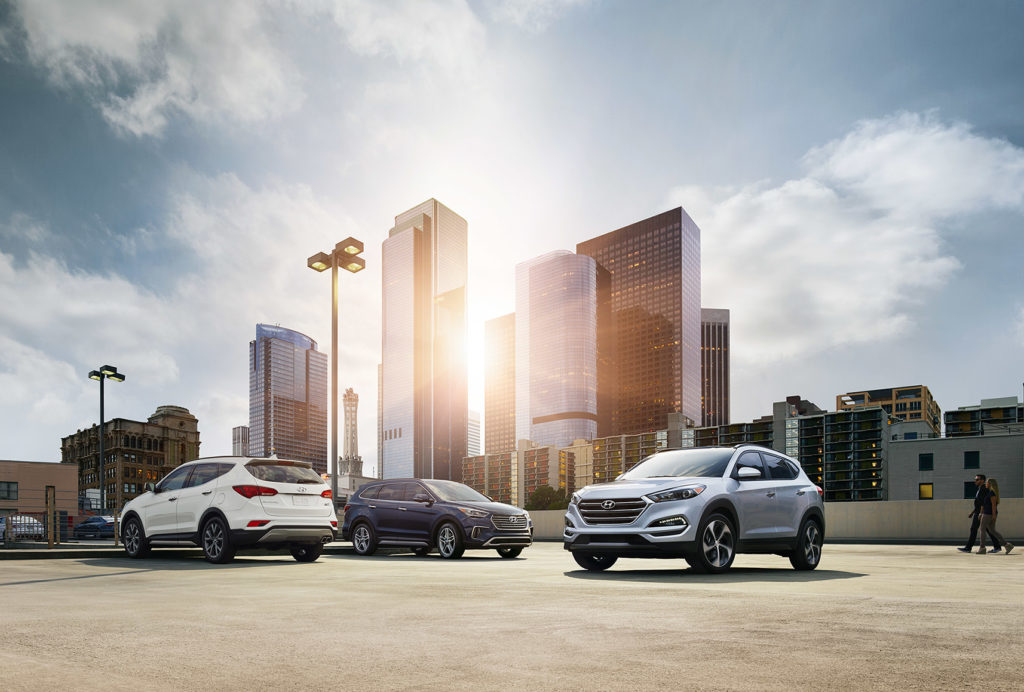 Hyundai Named Best SUV Brand - Gossett Hyundai South - Memphis, TN